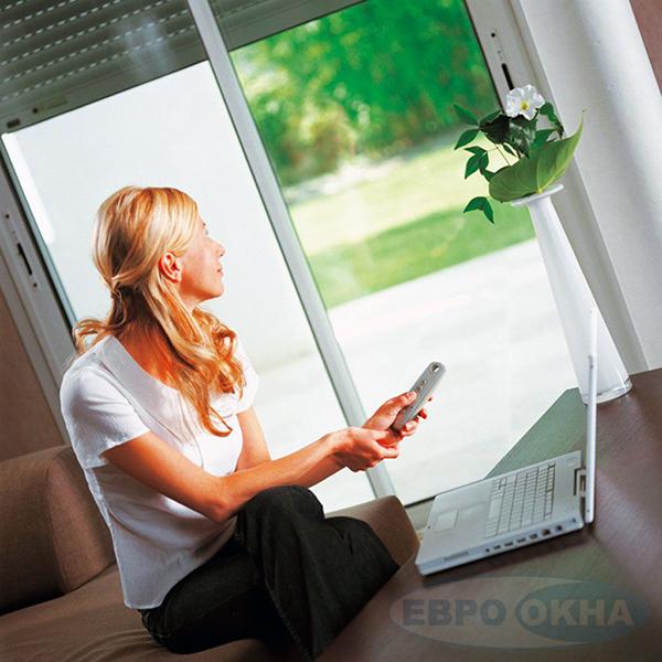 Евроокна - Автоматика для комфорта