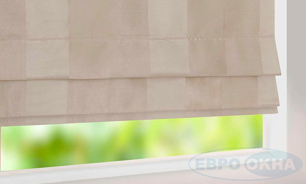 Евроокна - Римские шторы