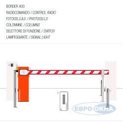 Евроокна – BORDER-400-4M-2