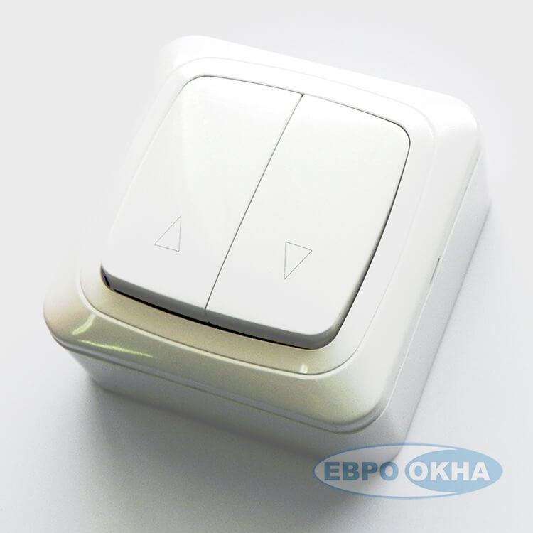 Евроокна - Выключатель KU1+KUB