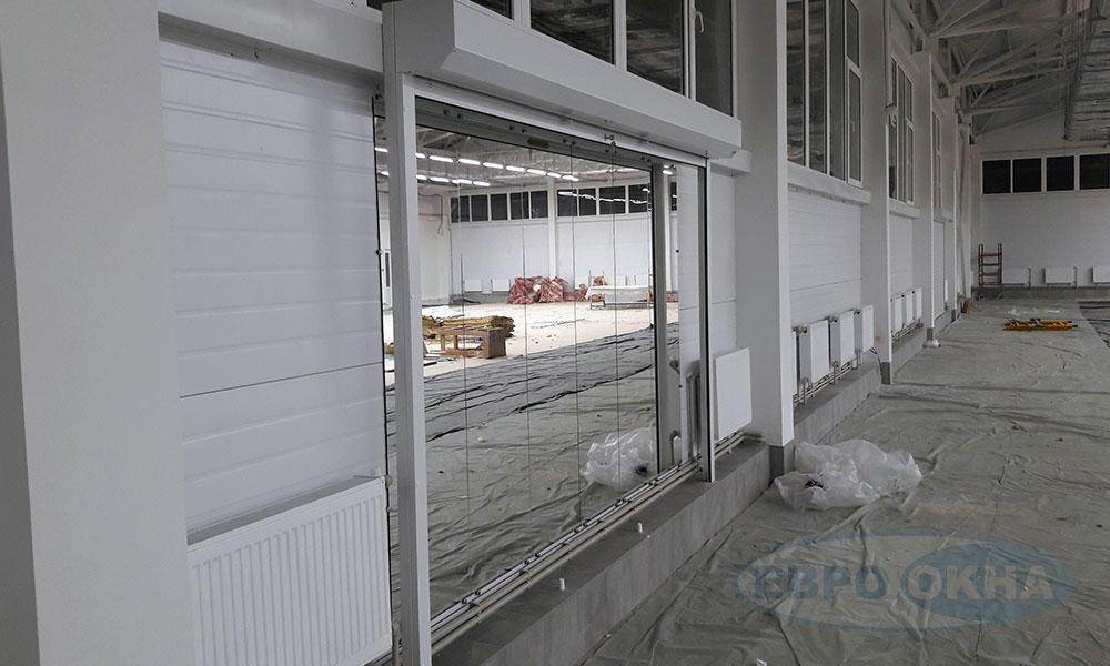 ЕВРООКНА - Фехтовальный Зал