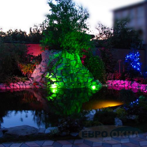 Евроокна - LED-освещение
