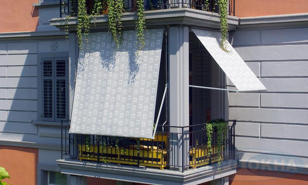 Евроокна - Балконные маркизы