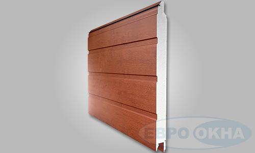 Евроокна Типы панелей гаражных ворот