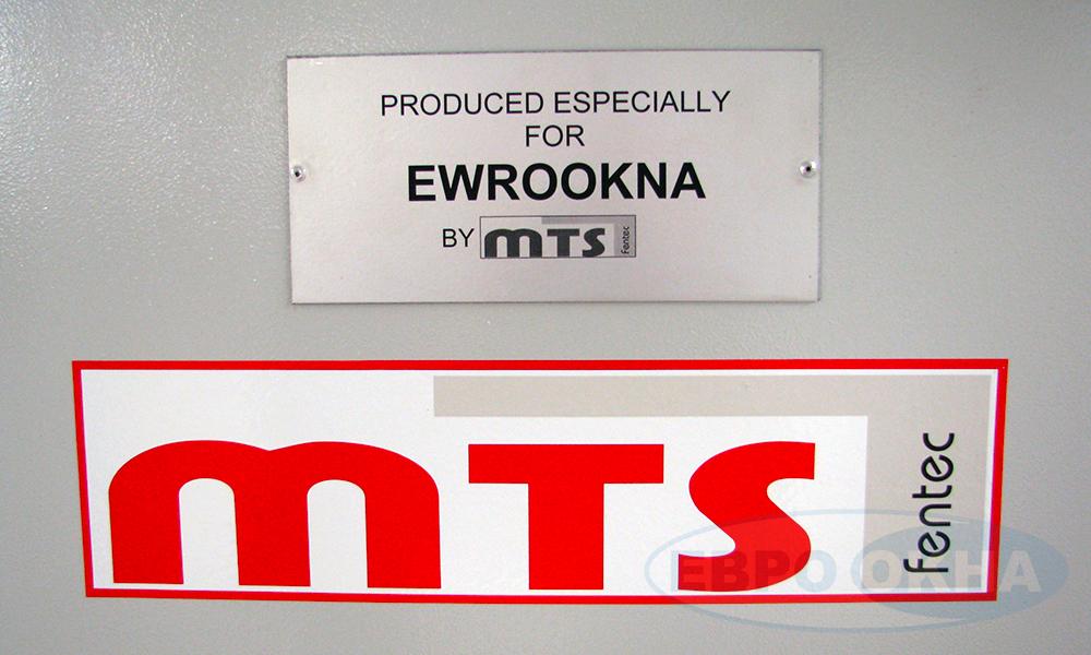 Евроокна - Производство