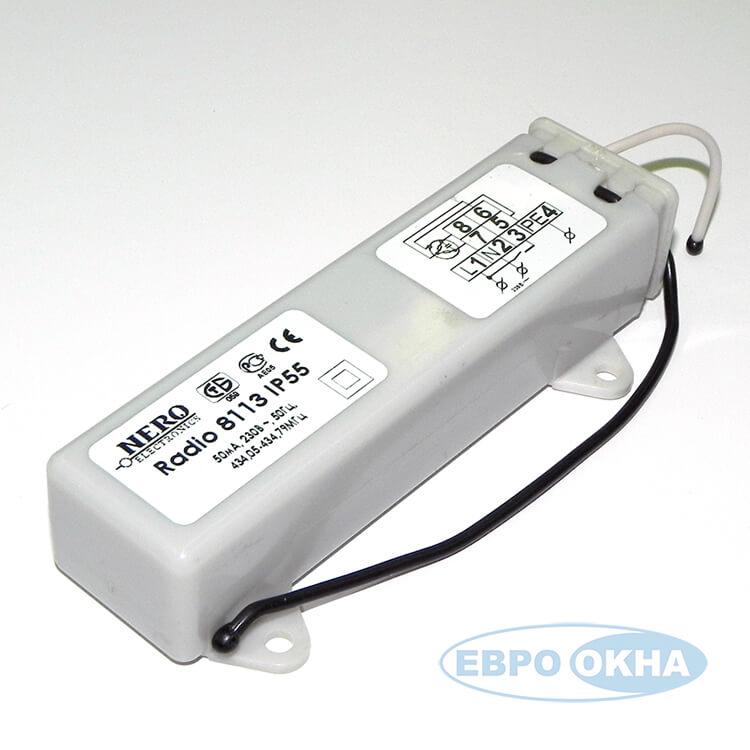 Евроокна - Radio8113ip55-priemnik