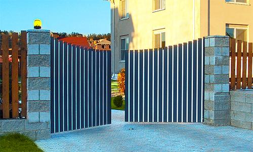 Евроокна - Ворота ADS400