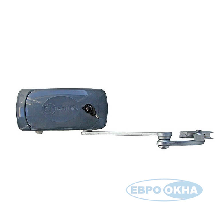 Евроокна - автоматика для ворот