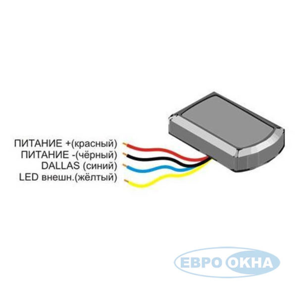 Евроокна - RFID-SOKOL-KM1