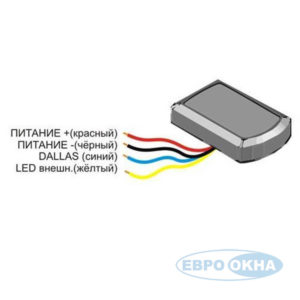 Евроокна - RFID-SOKOL-KM2